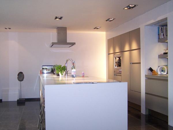 Inbouwspots keuken plafond aluminium plafonds voor badkamer keuken en woonkamer keukenplafond - Design keuken plafond ...